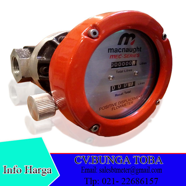 Flowmeter Macnaught MEC 10Armi2lMecSeries