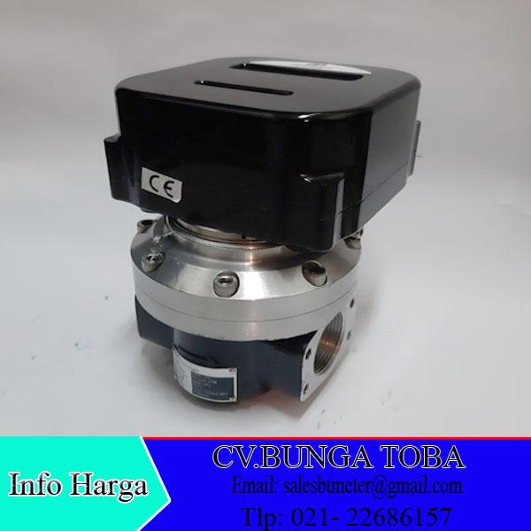 Flowmeter macnaught FO25 - 3S4 UKURAN 1 Inchi
