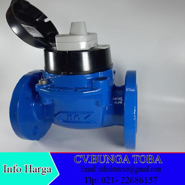 Itron meteran air type woltex size 2 inchi dn 50 mm