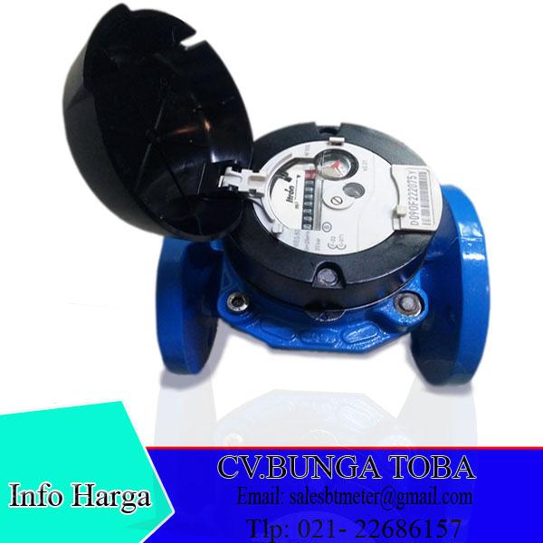Flowmeter itron 2Inchi woltex