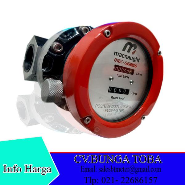 Jual Macnaught Flowmeter MEC40ARMI2L