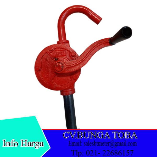 RP 25 Izumi Pump Hand Rotary meter Pompa Drump Manual