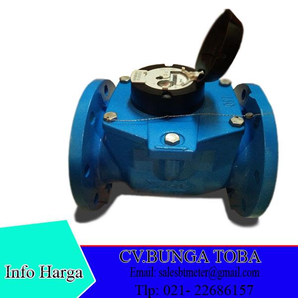 Itron Wotex 6 Inchi - Jual Water Meter Merk Itron Type Woltex - Toko Water Meter - Pusat Flowmeter - Distributor Itron - meter air itron 2 inchi - itron