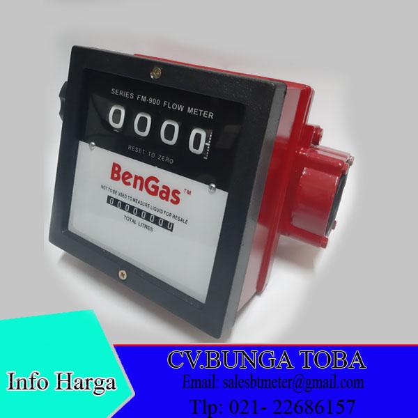 bengas flowmeter 2 inch