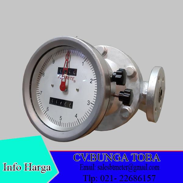 Flo-rite Flowmeter lc25 ukuran 1 inch
