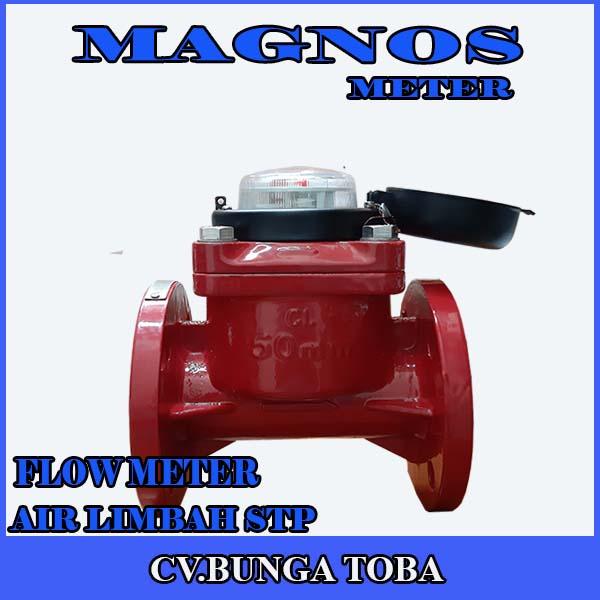 Dapatkan Produk Flowmeter air limbah STP 2INCH MERK MAGNOS