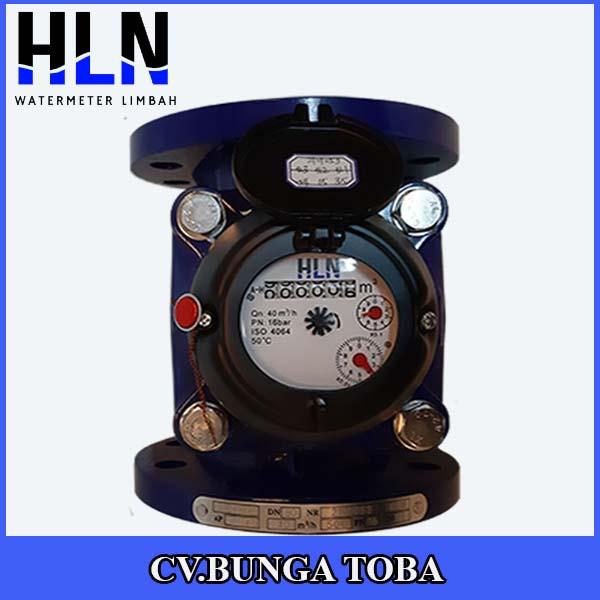 Jual water meter air limbah 4 inchi